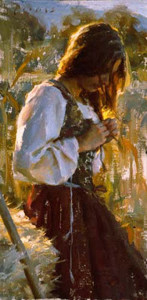 "Robert Coombs - ""Almost Sundown"" - (2006 Gold Medal Winner / Associate Signature Division)"