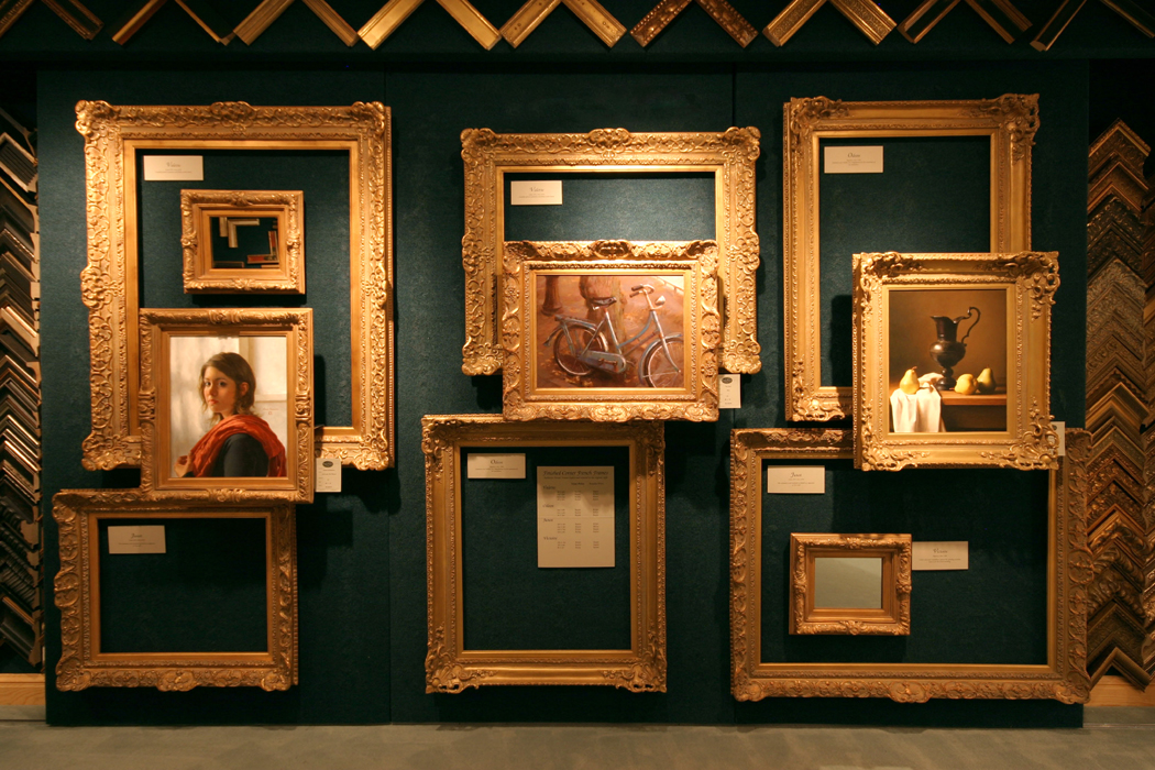 The art and craft of framing fine art - Part 1 - John Pototschnik ...