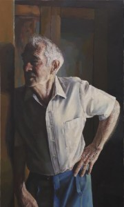 """""""Into the Light"""" - 50""""x 30"""" - Oil  (Best of Show & Patrons Choice - 50th Annual St. Avips Invitational Exhibition)"""