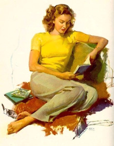 Illustration by Andrew Loomis