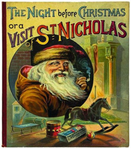 """A Visit from Saint Nicholas"" by Clement Clark Moore"
