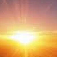 Sunrise From God