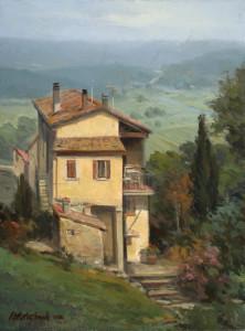 San Gimignano Overlook