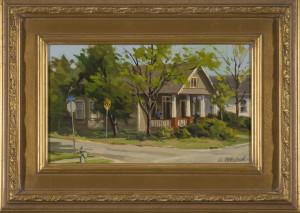 Jackson and Marble - 9 x 15 - Framed