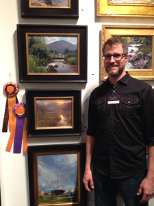 John Lasater, Best of Show, and Southwest Magazine Award winner