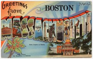 ...even postcards