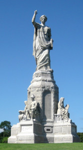 The Forefathers Monument, Plymouth, MA