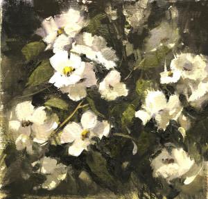 """Award of Merit - Kaye Franklin - """"Spring"""" - 12""""x 12"""""""