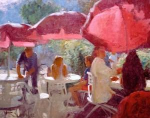 """""""Umbrella and Guests"""""""