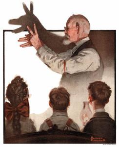 """Shadow Artist"" - 1920"