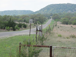 """Photo reference for """"Texas Hill Country"""""""
