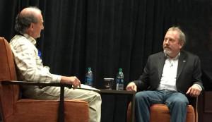 I had the pleasure of interviewing my friend, OPA Master Signature artist, Jeff Legg (right)
