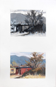 These small studies illustrate Hanson's comment