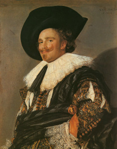 "Frans Hals (1581-1666) - ""The Laughing Cavalier"" - 32.68"" x 26.38"" - Oil  (1624)"