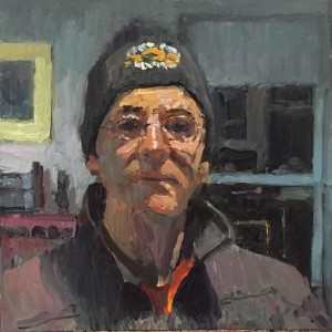 jg -self portrait