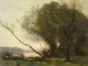 2 - The Bent Tree - 17.44 x 23.03 - 1855-60