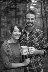 Adam and Andrea Clague