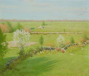 """""""Landscape, Old Lyme"""""""