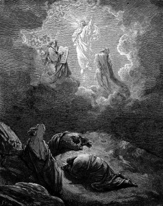 """The Transfiguration"" - Gustave Dore."